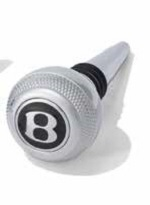 Bentley Knurled Bottle Stopper