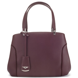 Diane B Handbag Rich Plum