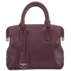 Mini Mary P Bag Rich Plum