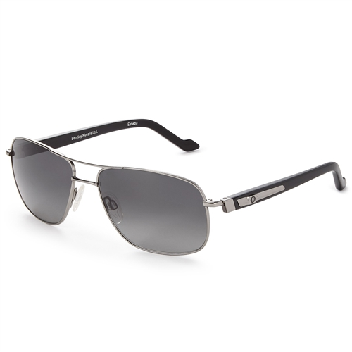 Bentley Eyewear Acetate and Light Gun Titanium