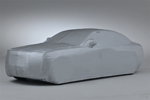 Exterior Car Cover For Rolls Royce Ghost Ewb Post Oak Motor Cars