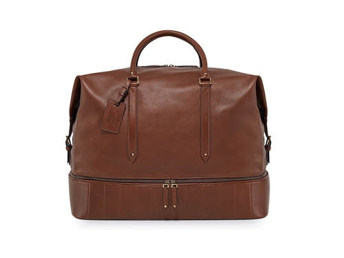 Bentley Heritage Leather Hold-All